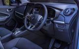 Renault Zoe - interior
