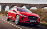 Jaguar I-Pace 2019 - hero front