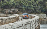 Renault Captur 2019 first drive review - on the road bridge
