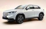 330685 Honda HR V e HEV 2021
