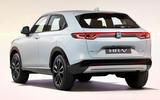 330686 Honda HR V e HEV 2021