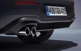 Volkswagen Golf GTD 2020 - exhausts