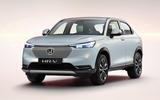 331855 Honda HR V e HEV 2021