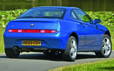 Alfa Romeo GTV - rear