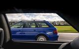 Audi RS2 - hero side