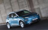 Hyundai Kona Electric 2018 - hero front