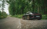 34 Porsche 911 GT3 Touring 2021 LHD UK static rear