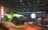 Jeep Wrangler at the Paris motor show 2016 - show report and gallery
