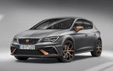 Seat Leon Cupra R revealed ahead of Frankfurt motor show