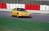 Porsche 968 clubsport - tracking front