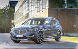 BMW X1 25d 2019 first drive review - static front