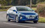 Hyundai Ioniq Electric - hero front