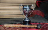 Senior Service Hill Rally trophy