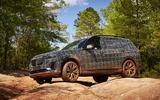 BMW X7 prototype