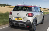 Citroën C3 Aircross rear
