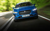 Jaguar I-Pace - tracking front