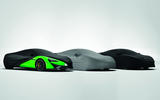 McLaren reveals personalisation parts for Sports Series range