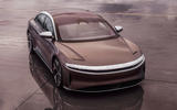 2020 Lucid Air - front