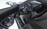 New Lancia Stratos interior