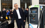 100 new EV chargers rolled out in London with focus on new electric taxis