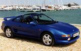 Future classics: ten affordable used convertibles set to rise in value Toyota MR2 T-Bar