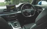 XC60's interior