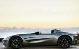 Aston Martin V12 Speedster render
