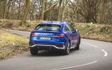 3 Audi Q5 Sportback rearcorner