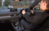 Hybrid mega-test - Mazda CX-5 interior