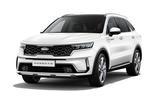 Kia Sorento 2020 - stationary front