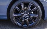 3 Mazda 6 Kuro wheel