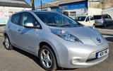 3 Nissan Leaf