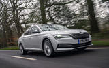 Top 10 best plug-in hybrid cars 2020 - Skoda Superb IV