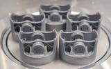 Porsche 3D printed pistons