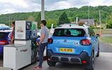 Citroen C3 Aircross long-term review - petrol stop
