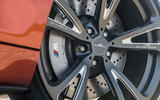 AC Schnitzer ACS2 Sport 2019 first drive review - brake calipers