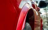 Alfa Romeo Stelvio Quadrifoglio 2018 UK RHD first drive - wheel arches