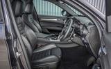 Alfa Romeo Stelvio Speciale first drive review - cabin
