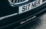 4 Alpina XB7 2021 UK first drive review bumper