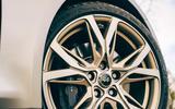 4 Alpine A110 Legende GT 2021 UK first drive review alloy wheels