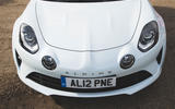 Alpine A110 Pure 2019 UK first drive review - headlights