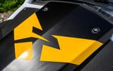 Ariel Nomad R 2020 UK first drive review - bonnet