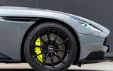 Aston Martin DB11 AMR 2018 review front end