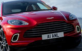 Aston Martin DBX 2020 UK first drive review - nose