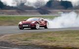 Aston Martin One-77 - hero front