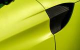 Aston Martin Vantage vents