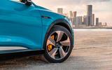 Audi E-tron quattro 2018 first drive review - alloy wheels