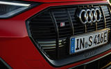 Audi E-tron S Sportback 2020 first drive review - S badge