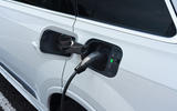 4 Audi Q7 TFSIe 2021 UK FD charging port
