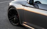 Audi RS5 Coupé 2020 first drive review - alloy wheels